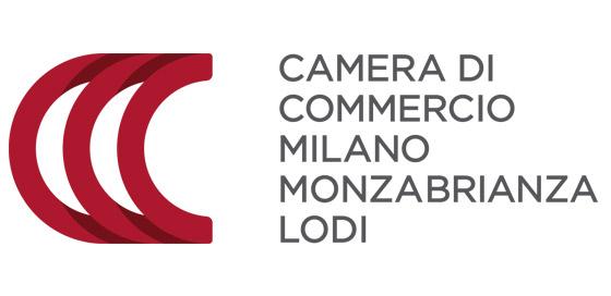 Logo Camera di Commercio Milano, Monza e Brianza, Lodi