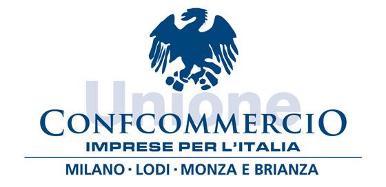 Logo Confcommercio Milano, Monza e Brianza, Lodi