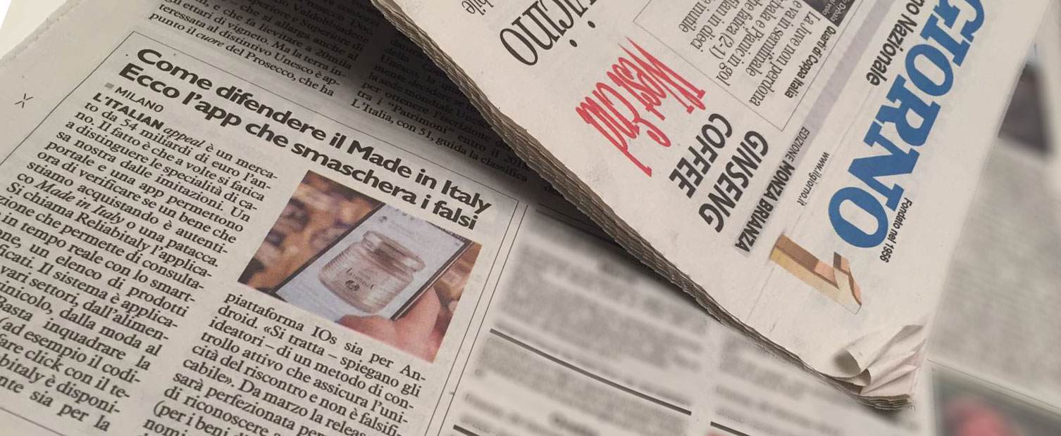 Rassegna Stampa Realia Reliabitaly